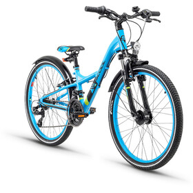 s'cool XXlite 24 21-S alloy Lightblue Matt